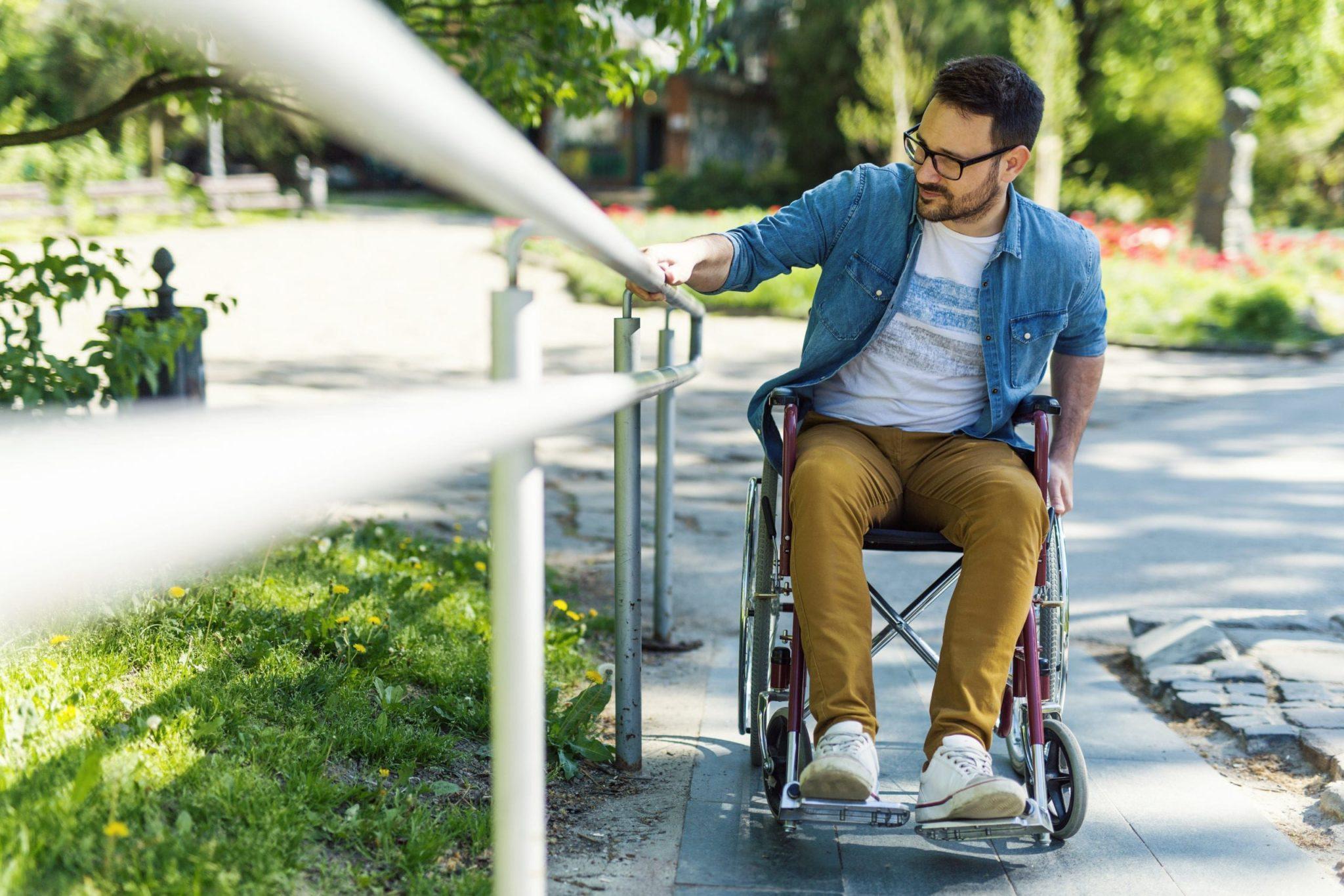 Wheelchair Ramp Construction Tyler TX