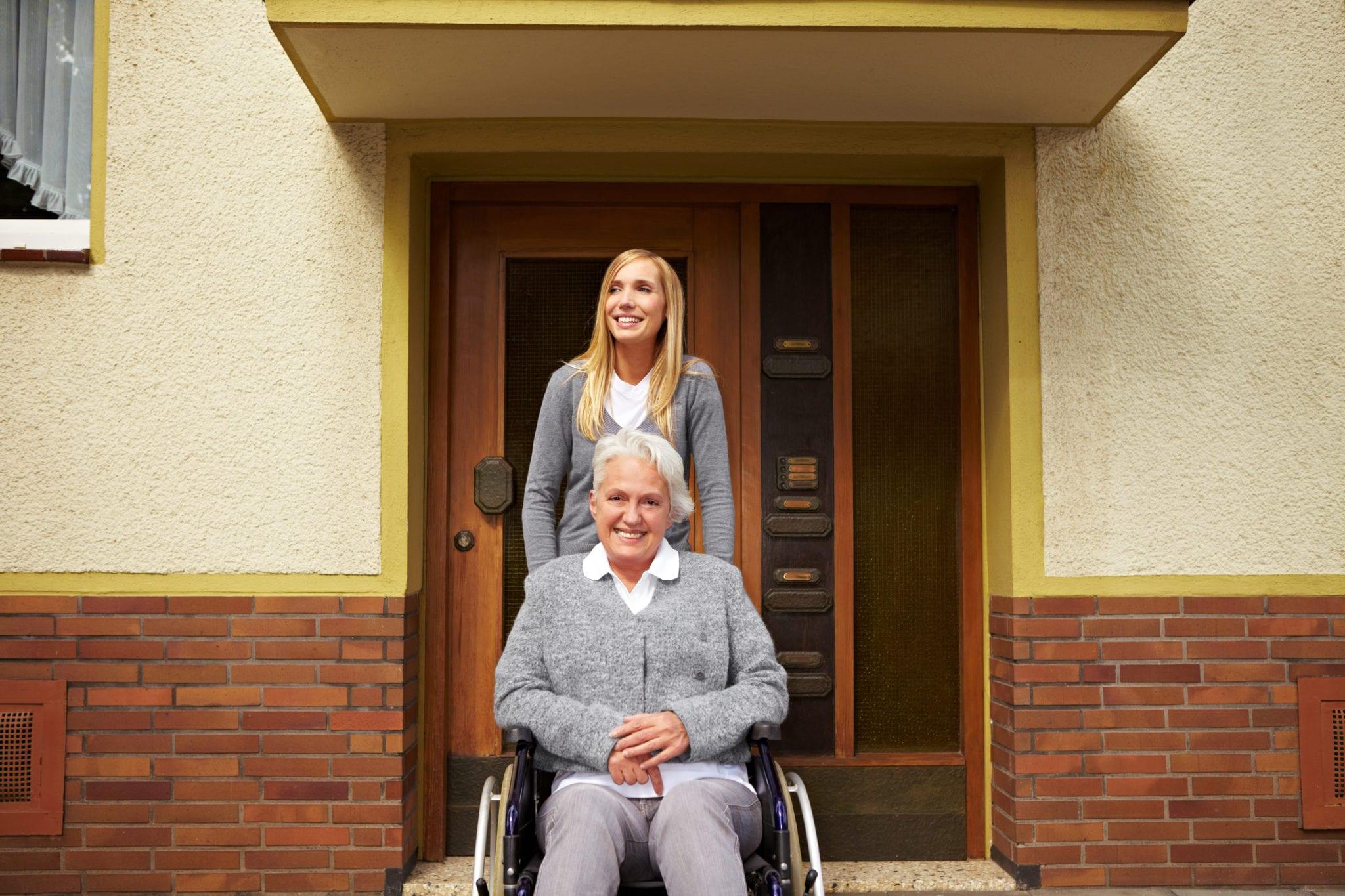 ADA Wheelchair Accessible Doorway Remodeling Tyler TX